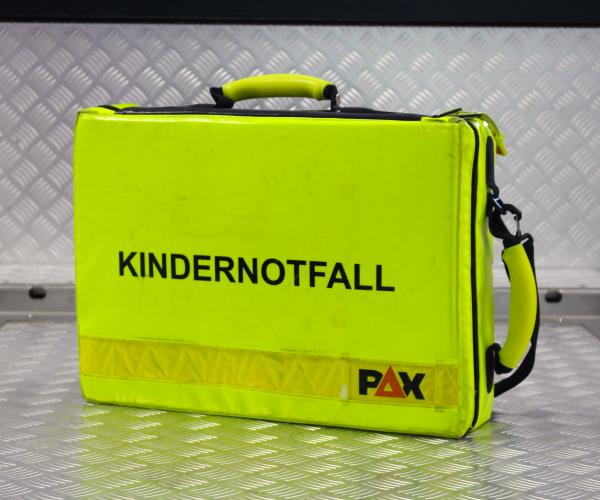 Kindernotfalltasche First Responder
