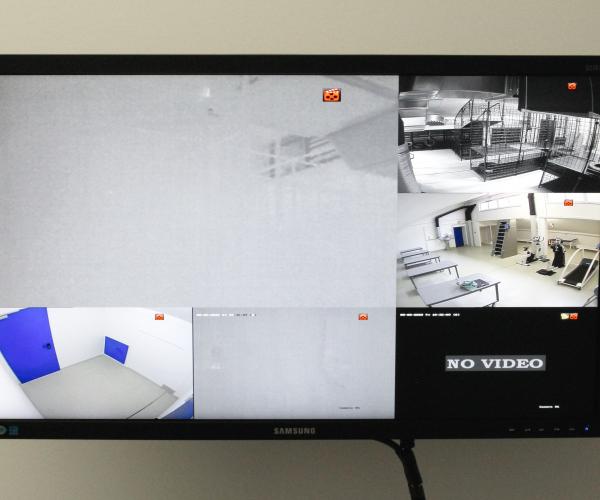 Detailbild Überwachungskameras