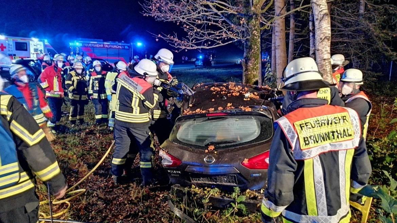 25.10.2020 – Verkehrsunfall mehrere PKW