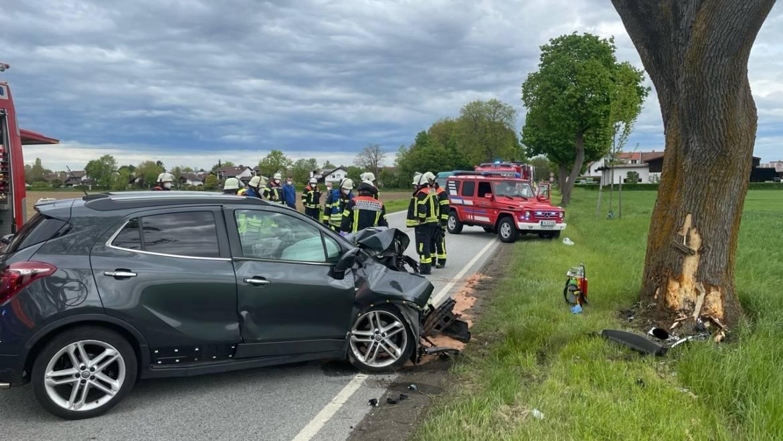 21.05.2021 – Verkehrsunfall mit PKW